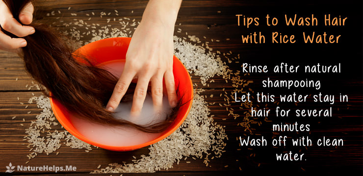 Rice Water For Face Amp Hair Wash Ancient China Beauty Secret