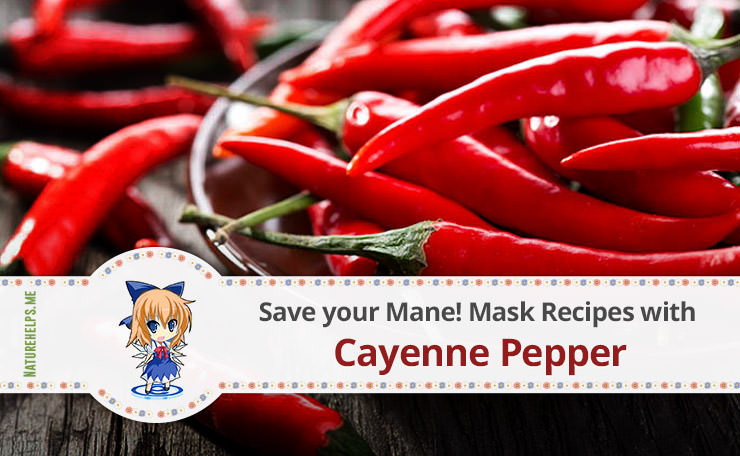 Cayenne Pepper Hair Growth Treatment  Benefits   Results