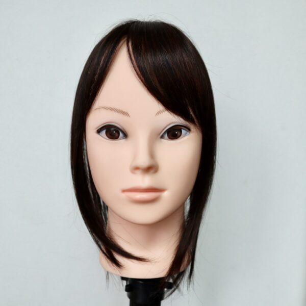 30代40代薄毛に悩む女性にオススメのロングヘア分け目ウィッグ