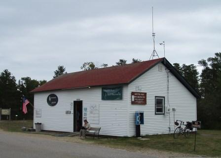 Whitefish Point office b