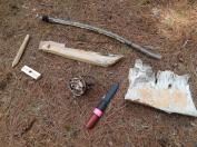 White Cedar Bow Drill Kit