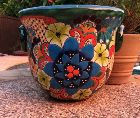 Talavera Pot