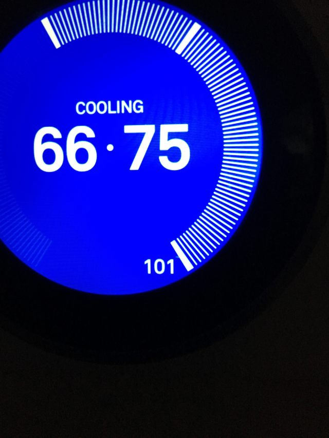 Thermostat 100 Degrees