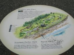 Native American, Chinook, Middle Village, Oregon, history, culture, story, interpretation, site, National Park Service, canoe, transportation,