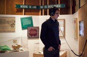 Oakland Museum, museum, interpretive writing, writing, exhibit, display, visitor, visitor experience,