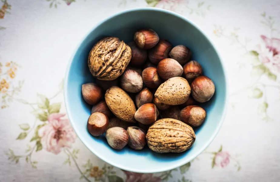 bienfaits des noix pour la fertilité masculine