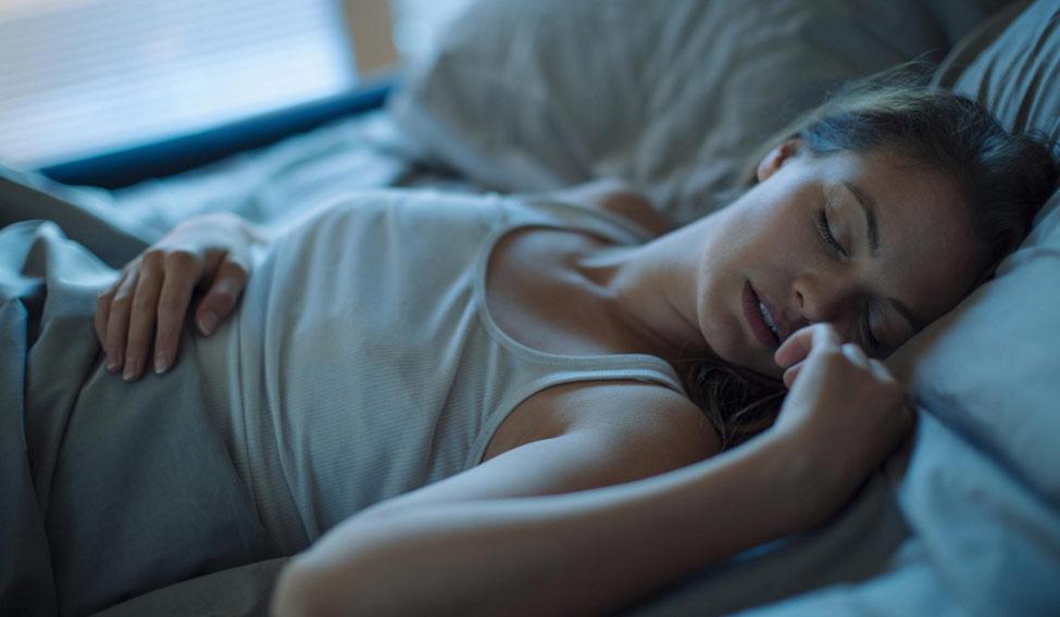 le sommeil influence la fertilité