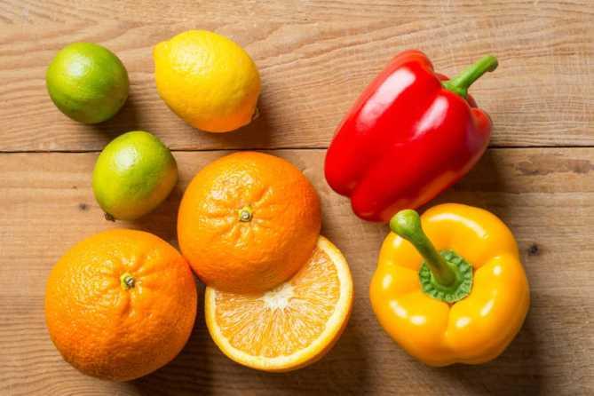 les meilleures sources de vitamine C pour booster la fertilité des hommes.