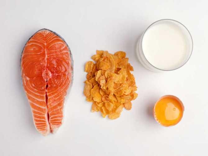 Les meilleures sources alimentaires de vitamine D pour votre fertilité.