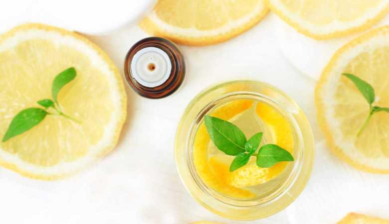 l'huile essentielle de citron contre les nausées de grossesse