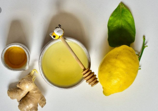 infusion de gingembre frais