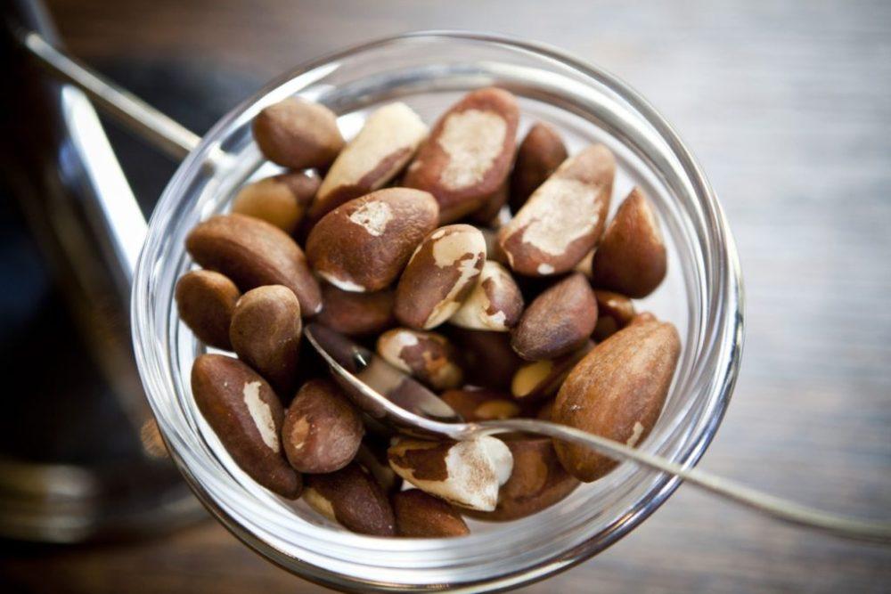 bienfaits de la noix du brésil sur la fertilité