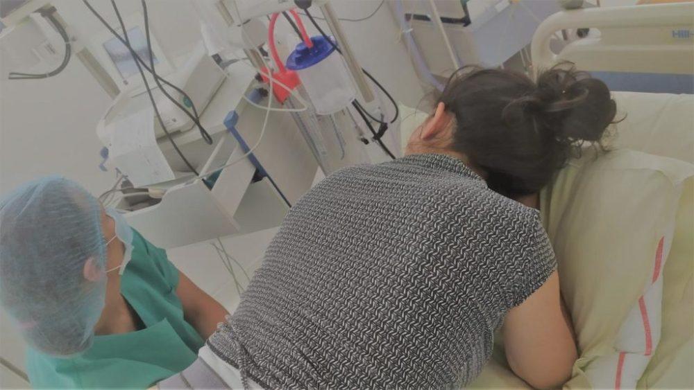 Témoignage d'accouchement sans péridurale