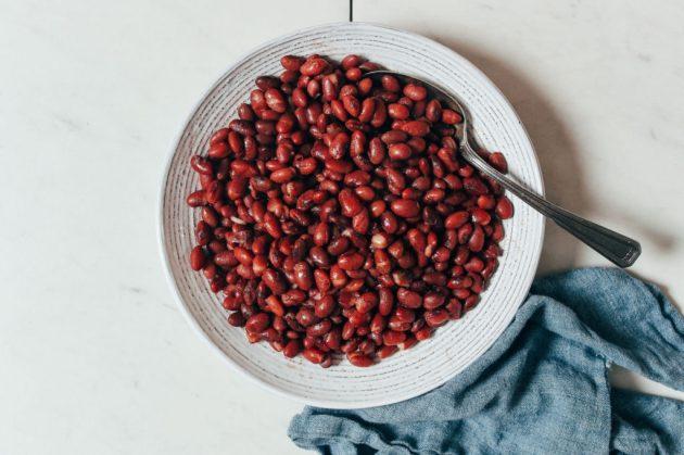 augmentez vos chances de grossesse en mangeant des haricots rouges