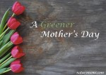 Greener Mother's Day Gifts