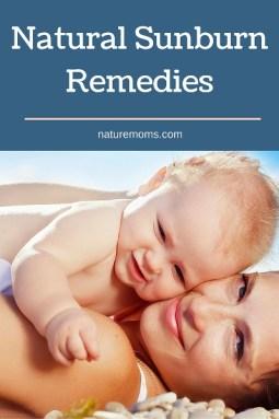 Natural Sunburn Remedies