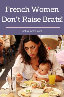 french women dont raise brats