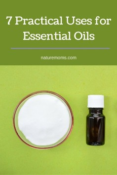 7 Practical Uses for Essential Oils