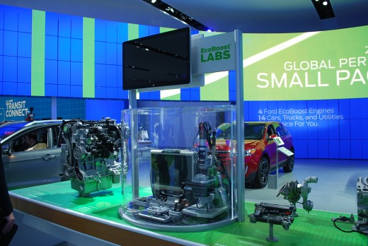 Eco Boost Engine