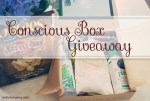 Conscious Box Relaunch and Giveaway!