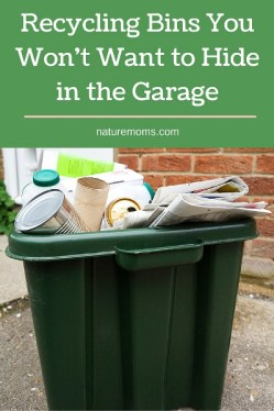 Recycling Bins You Won't Want to Hide in the Garage