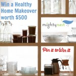 Healthy Home Makeover $500 Giveaway