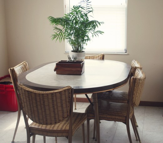 kitchen table home