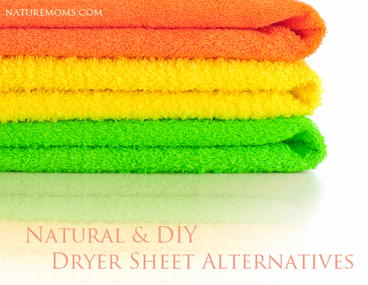 Natural Dryer Sheet Alternatives