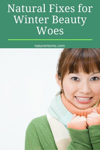 Natural Fixes for Winter Beauty Woes