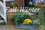 Fall/Winter Garden Prep & Chores