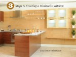 3 Steps to Creating a Minimalist Kitchen