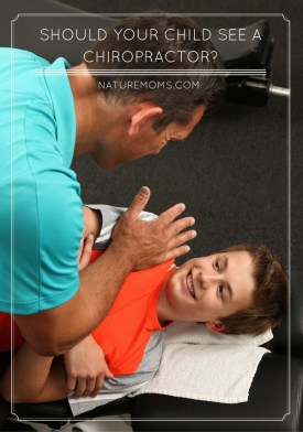 Chiropractic Care For Your Child