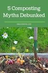 5 Composting Myths Debunked