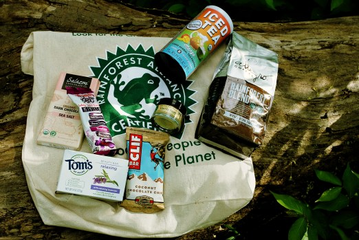 rainforest alliance mothers day