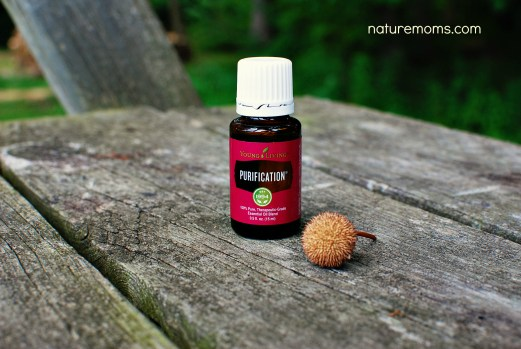 purification essential oil with citronella