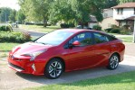 Driving the Toyota Prius Four Touring