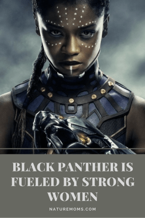 girl power black panther