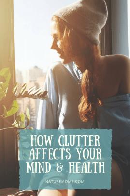 Clutter Affects Mental Health