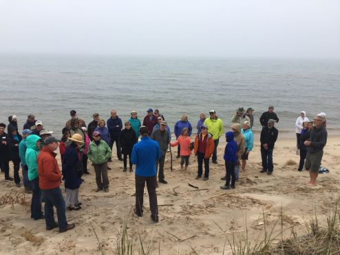 Flower Creek Dunes Addition dedication