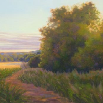 Quiet Path by Kathy Mohl