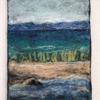 Hazy Bay by Eleanor Iorio