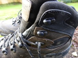 Very good quick-release laces