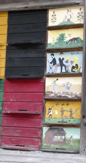 Slovenian bee houses – not as crazy as they look  | The