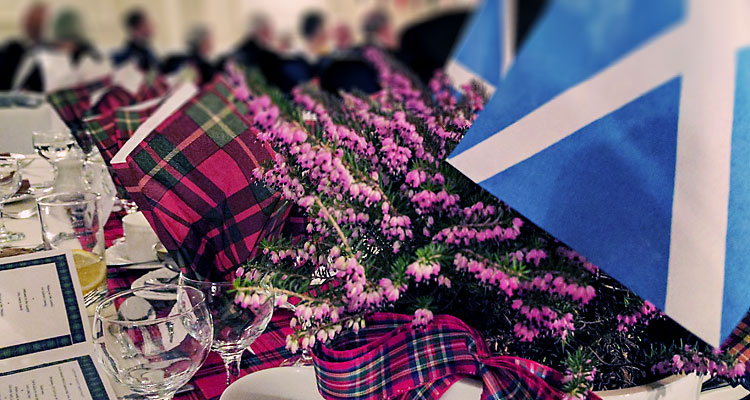 Burns Night in Cowes 2017