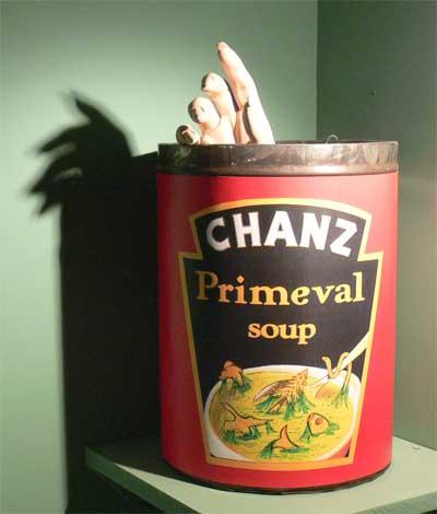 Chanz primeval soup: Genesis Expo