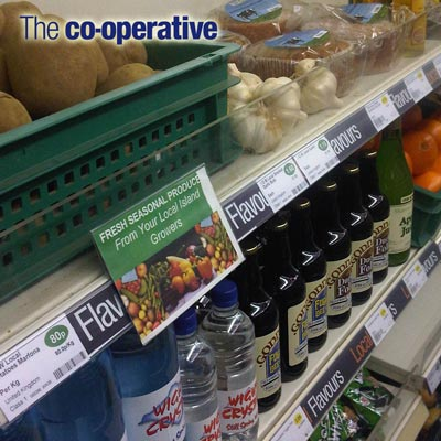 Co-op local food
