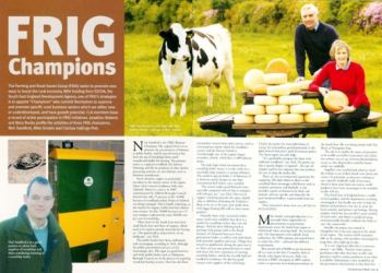 Farming and Rural Interest Group article