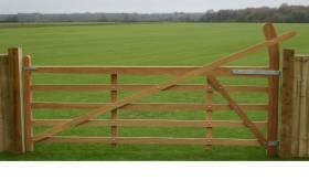 A field-gate