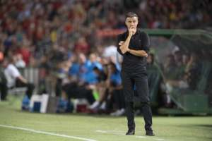 Football without fans 'sadder than dancing with your sister' ― Luis Enrique