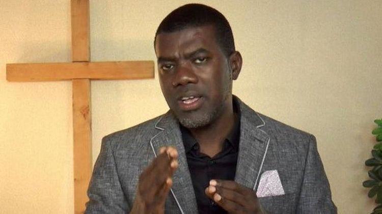 """""""Don't make the mistake of coming to God as your last hope"""" – said Reno Omokri"""